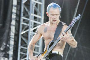 Addiction is a cruel disease, says bassist Flea
