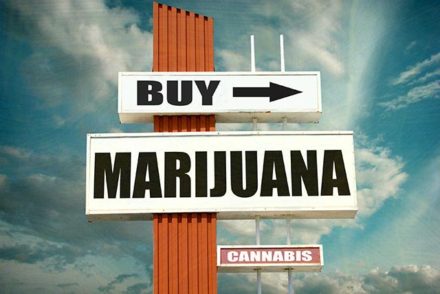 New marijuana store on Abbot Kinney Boulevard